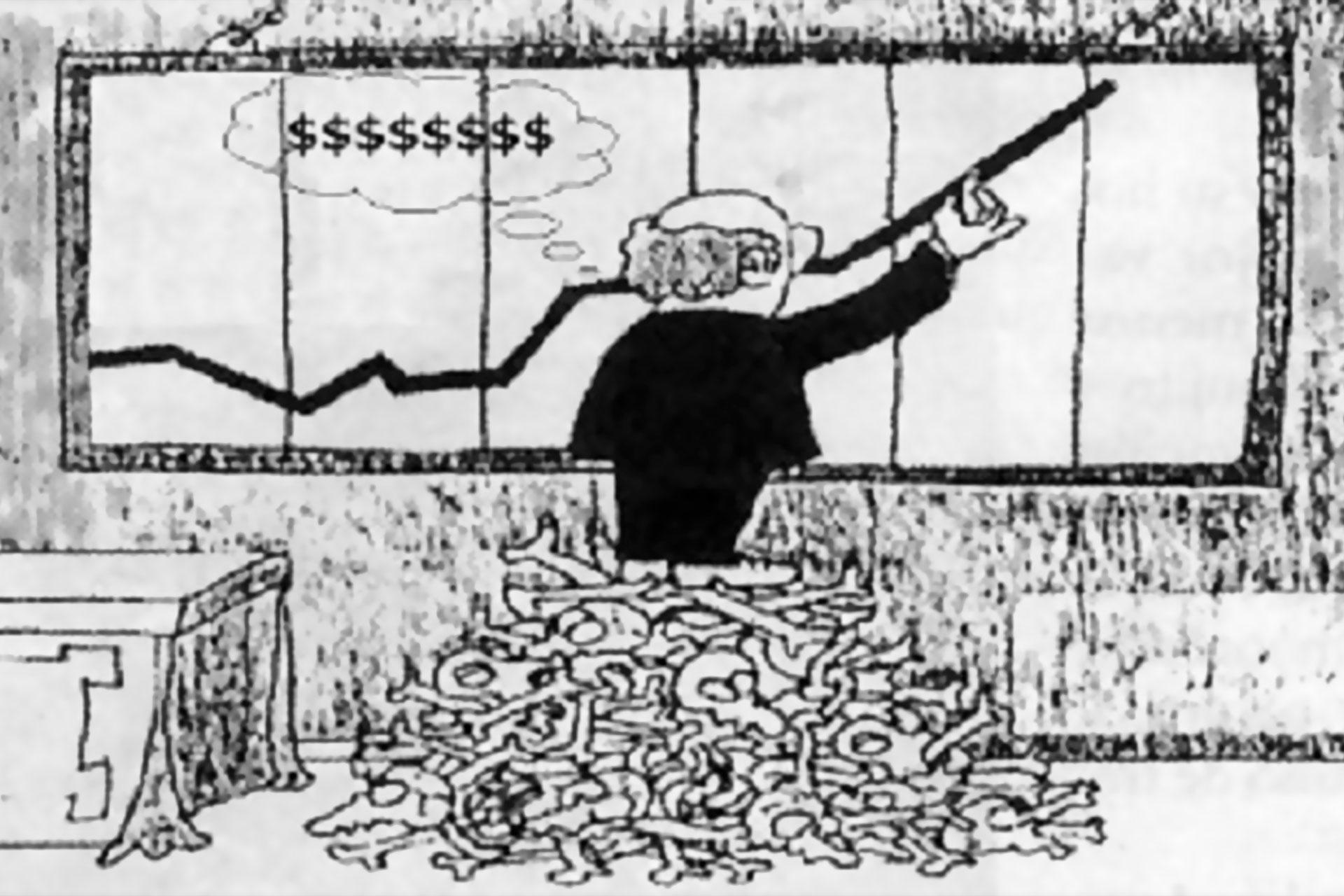 Capitalismo: do choque ao desastre