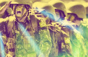 Militares para quem precisa de militares