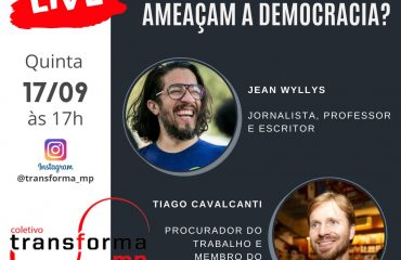 Live: Como as fake news ameaçam a democracia?